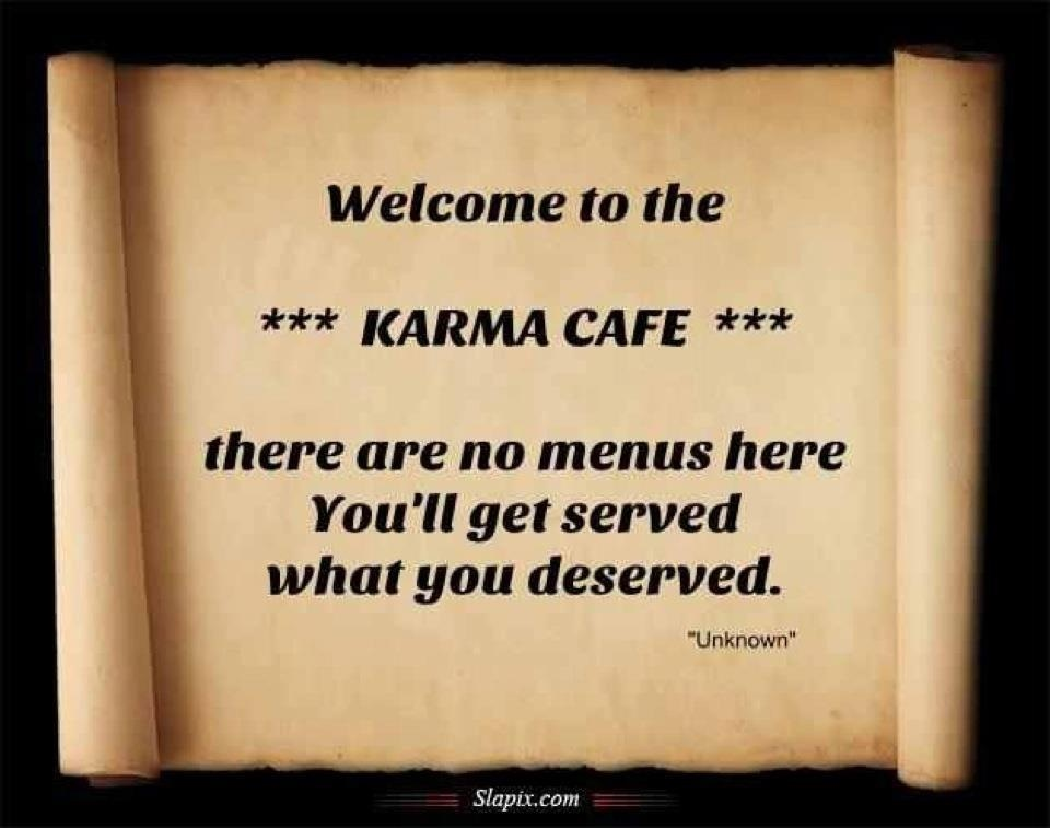 Karma Quotes Sayings: Instant Karma's Gonna Get You