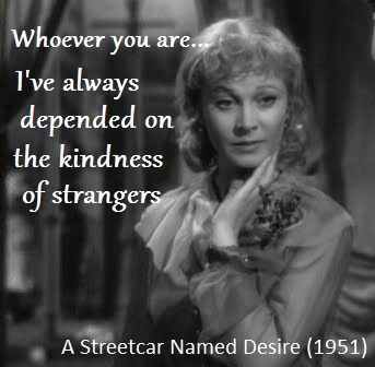the mental destruction of blanche dubois Blanche dubois had created an illusion and thus, she lived a false  that her  illusion was destroyed by the ugly truths of life and of the world.