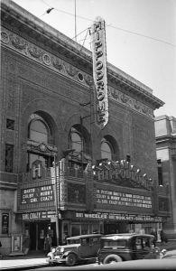 Hippodrome, circa 1932