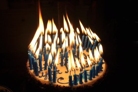 61st birthday