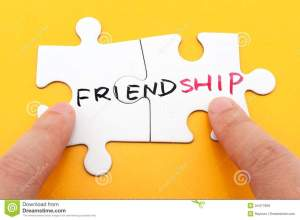 friendship-word-written-two-pieces-puzzle-34477808