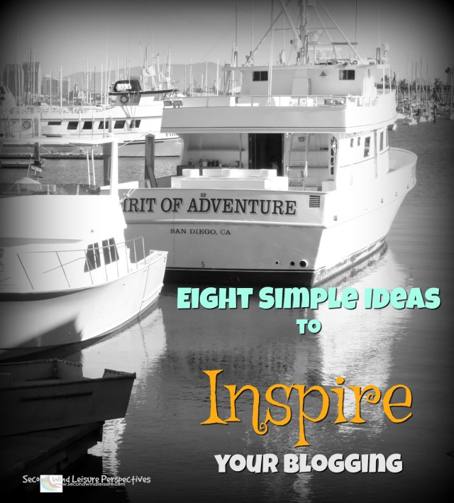 8 simple ideas to inspire your blogging